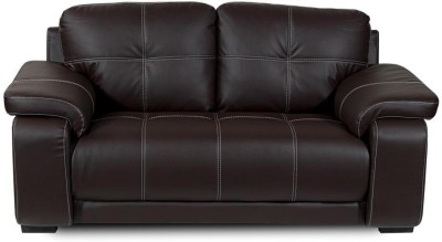 Homecity Leatherette 2 Seater Sofa