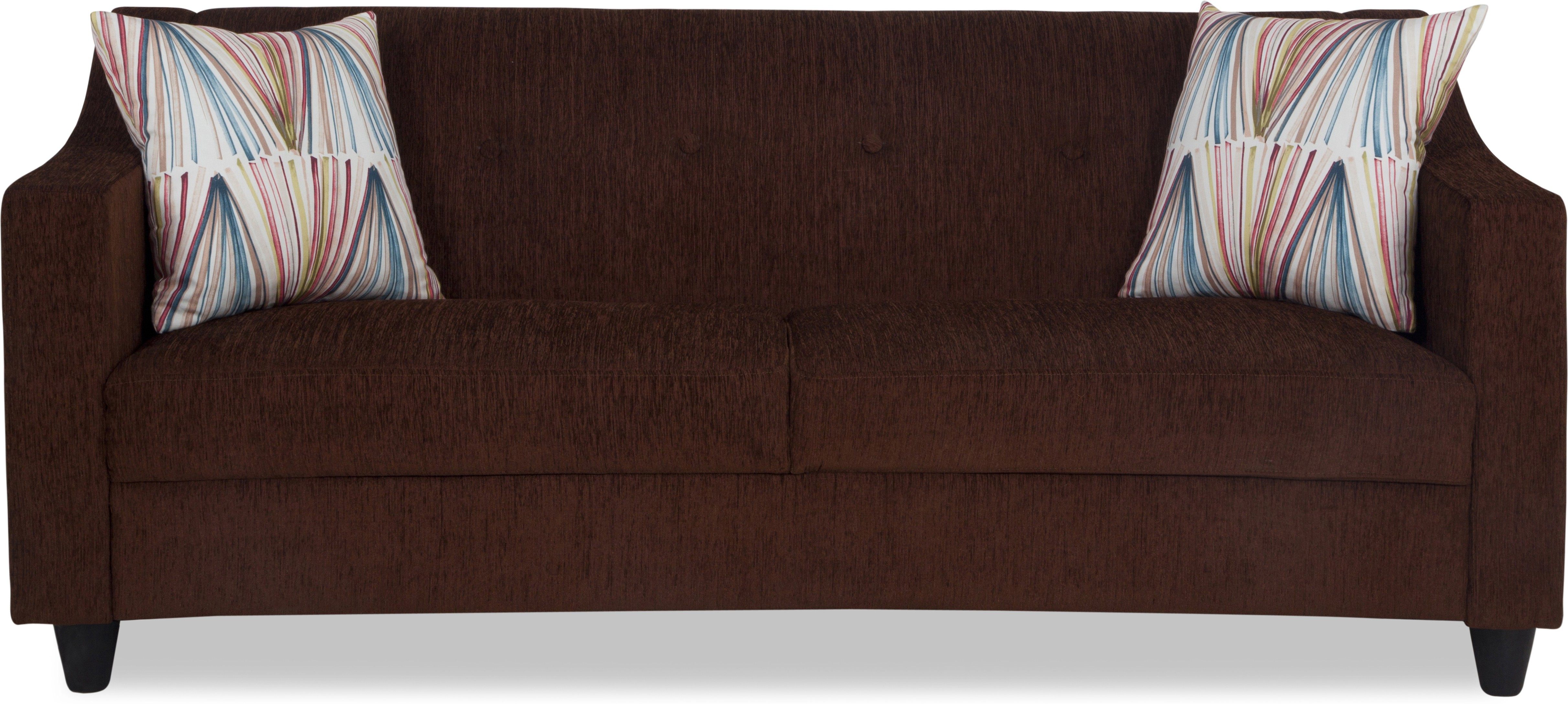 Urban Living Fabric 3 Seater Sofa