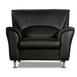 Godrej Interio DALPINA Leather 1 Seater ...