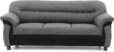 Furnicity Fabric 3 Seater Sofa