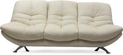 Evok Austin Half-leather 3 Seater Sofa