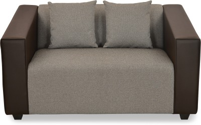 @home by Nilkamal Fabric 2 Seater Sofa