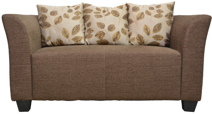 HomeTown Laurel Fabric 2 Seater Sofa