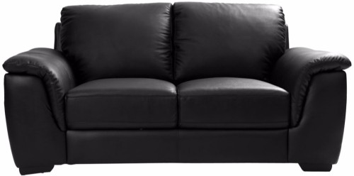 Buy Fabhomedecor Bane Solid Wood 2 Seater SofaFinish Color