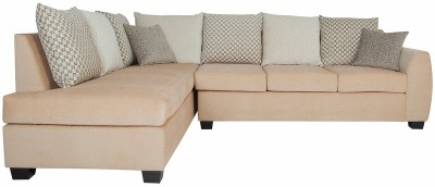 HomeTown Brooklyn Fabric 5 Seater Sectional