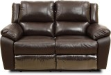 HomeTown Alexander Leather 2 Seater Sofa...