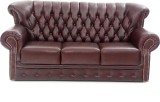 Furnicity Leatherette 3 Seater Sofa (Fin...