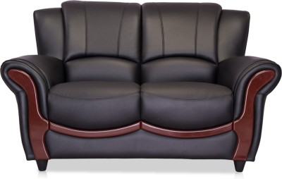 Durian Blos Leatherette 2 Seater Sofa