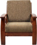 HomeTown Winston Solid Wood 1 Seater Sof...