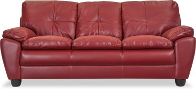 Durian HERMAN/3 Leather 3 Seater Sofa