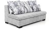 Furnicity Fabric 3 Seater Sofa (Finish C...