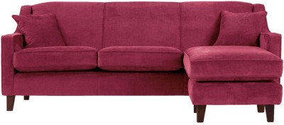 FabHomeDecor Fabric 3 Seater Sectional