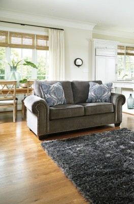 Ashley Fabric 2 Seater Sofa