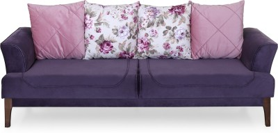 @home by Nilkamal Romina 3S Fabric 3 Seater Sofa