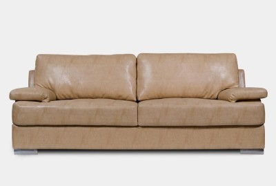 Homecity TOBY Leatherette 3 Seater Sofa