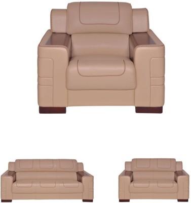 Evok Vienna Leatherette 1 Seater Sofa