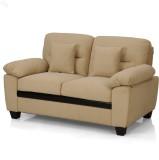 Royal Oak Iris Fabric 2 Seater Sofa (Fin...