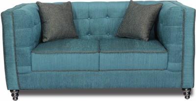 Homecity Fabric 2 Seater Sofa