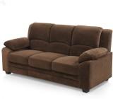 Royal Oak Magna Fabric 3 Seater Sofa (Fi...