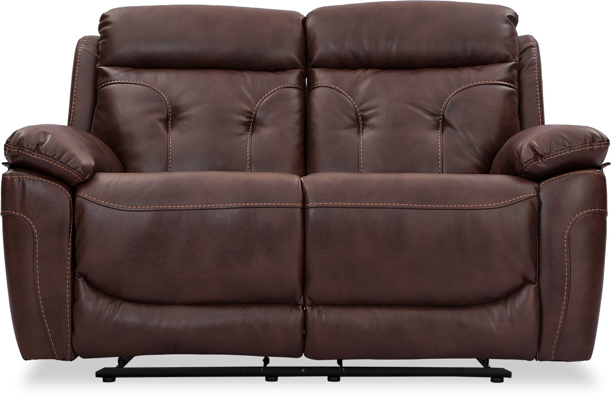 Durian Dream Leather 2 Seater Sofa