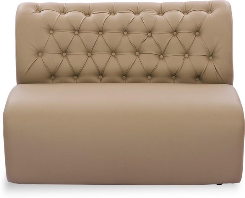 Durian BID/32625/A/2 Leatherette 2 Seater Sofa