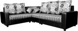 Knight Industry Fabric 6 Seater Sofa (Fi...