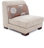 Furnicity Fabric 1 Seater Sofa (Finish C...