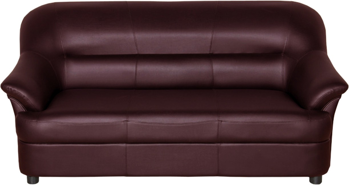 View Sethu Furniture Fabric 3 Seater Sofa(Finish Color - Brown) Furniture (Sethu Furniture)
