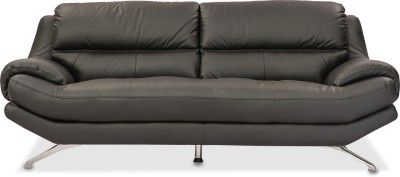 Durian Oliver Leather 3 Seater Sofa