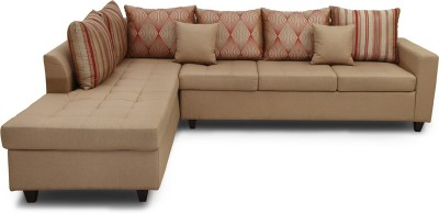 HomeTown Belmont Rhs Fabric 6 Seater Sectional