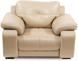 Homecity GLORIA Leatherette 1 Seater Sof...