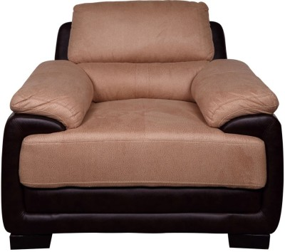 Evok Elisa 1 seater Fabric 1 Seater Sofa