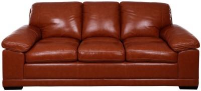 Evok Alison 3 Seater Half-leather 3 Seater Sofa