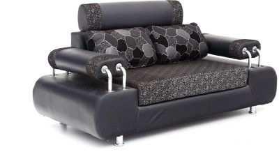 Furnicity Leatherette 2 Seater Sofa