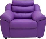 Wood Pecker Leatherette Sectional Purple...