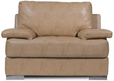 Homecity TOBY Leatherette 1 Seater Sofa