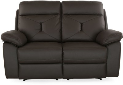 @home by Nilkamal Leather Manual Recliners
