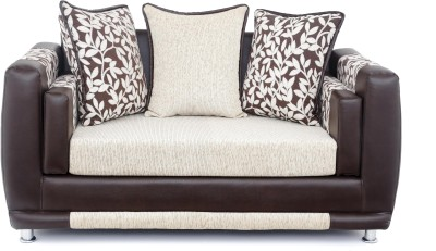 Furnicity Leatherette 1 Seater Sofa