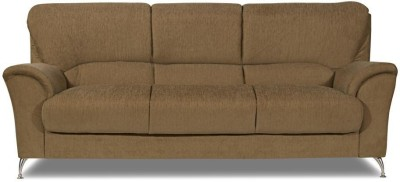 Homecity PIPER Solid Wood 3 Seater Sofa