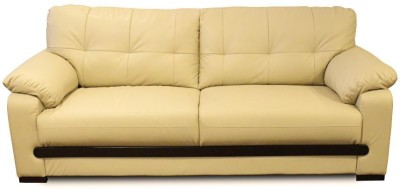 Homecity MOBIL Leatherette 3 Seater Sofa