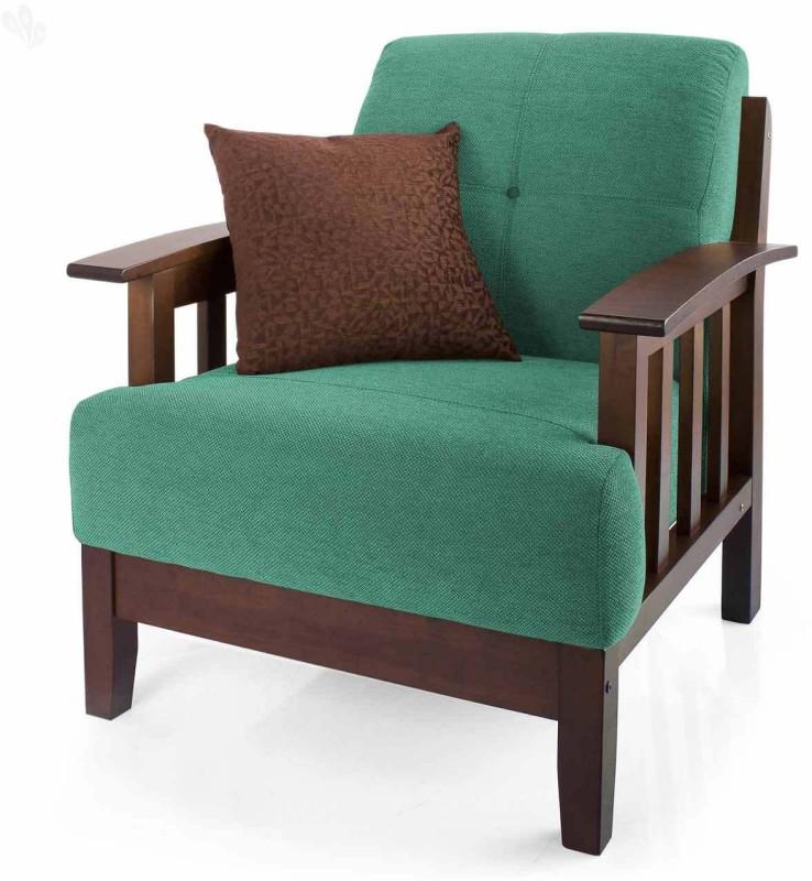Buy Vive Prestige Solid Wood  Seater SofaFinish Color - NA