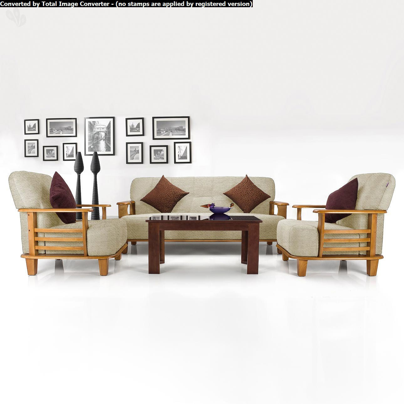 Swell Vive Phoenix Solid Wood 3 1 1 Sofa Set Configuration Gamerscity Chair Design For Home Gamerscityorg