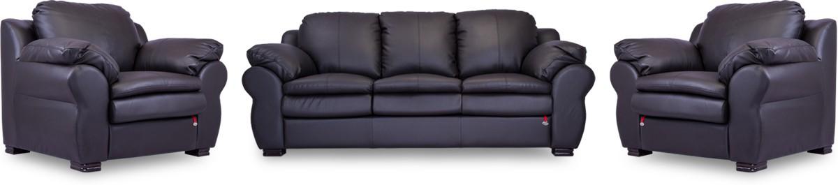 Fine Durian Berry 55003 A Leatherette 3 1 1 Eerie Black Sofa Evergreenethics Interior Chair Design Evergreenethicsorg