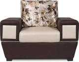Homecity Leatherette 1 Seater Sofa (Fini...