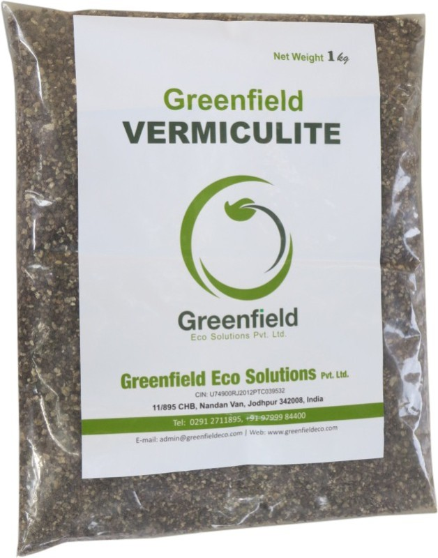 Greenfield VERMICULITE Processed Soil Amendment Soil Manure(0.9 kg Powder)