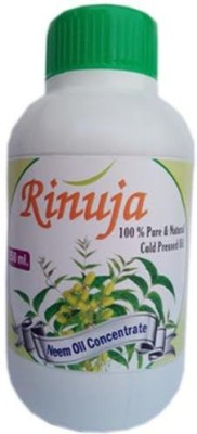 Rinuja Retail Organic Cold Pressed Neem Oil (Concentrate) for Plants. Soil Manure