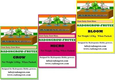 RADONGROW FRUTEE-3000 Soil Manure