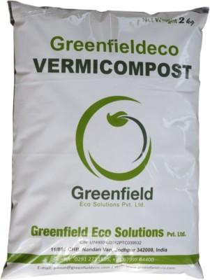 Greenfieldeco VERMICOMPOST 100% Organic Soil Manure