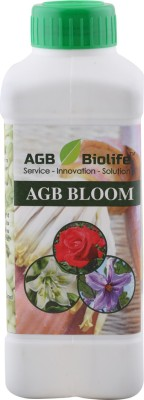 Agro Green Biolife AGB Bloom-50 Soil Manure(50 ml Liquid)