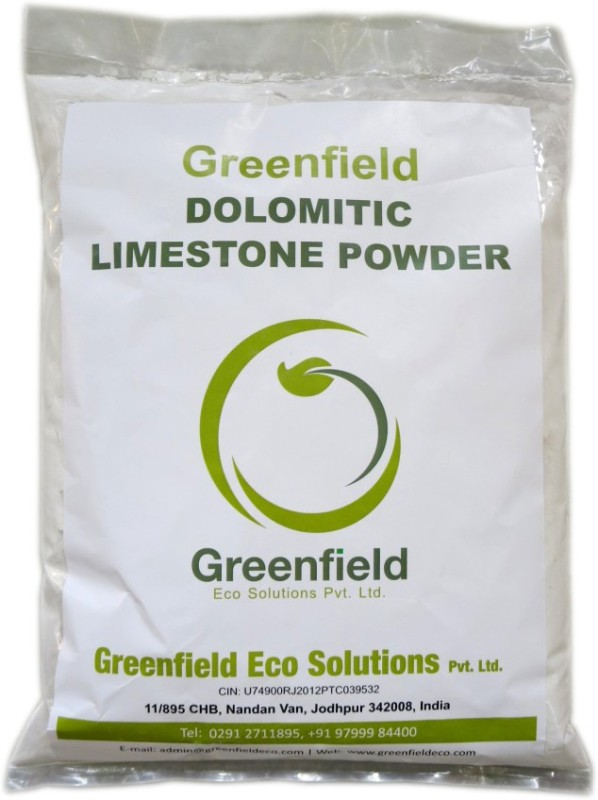 Greenfield Dolomitic Limestone Powder Soil Manure(2.7 kg Powder)